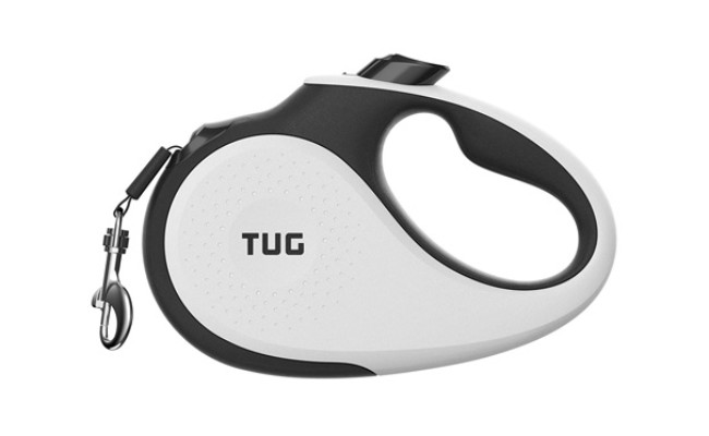 TUG Patented Tangle-Free Retractable Dog Leash