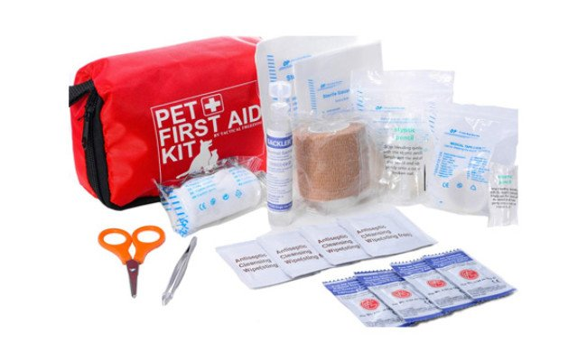 Tactical Freedom Dog First Aid Kit
