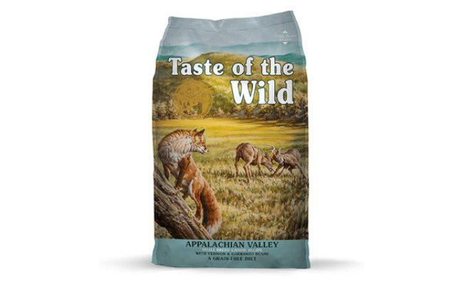 Taste of The Wild Grain Free Dog Food for Cocker Spaniels