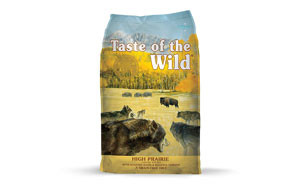 Taste of The Wild Grain Free Premium High Protein Dry Dog Food