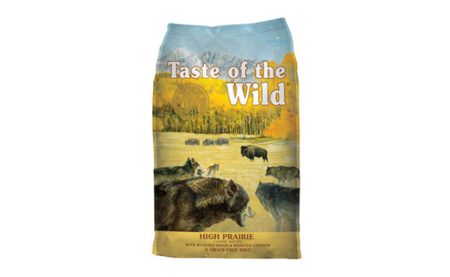 Taste of The Wild High Prairie Food For Hunting Dogs