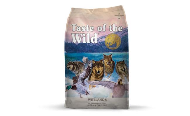 Taste of The Wild Roasted Duck Dry Dog Food