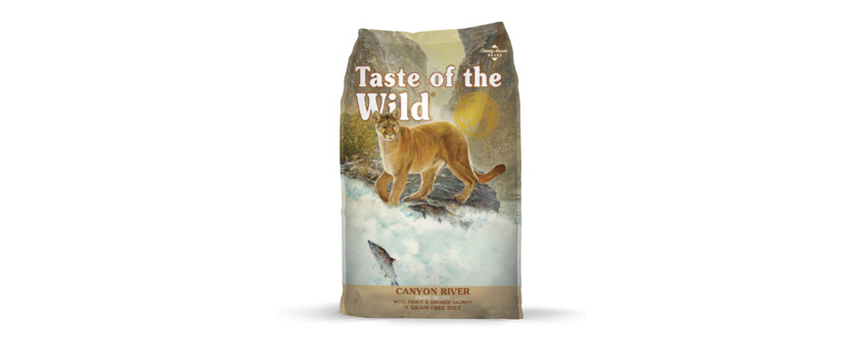 Taste of the Wild Canyon River Premium Cat Food