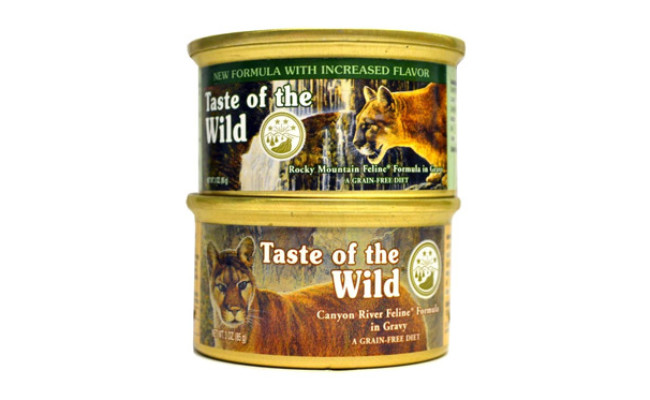 Taste of the Wild Cat Food Variety Pack