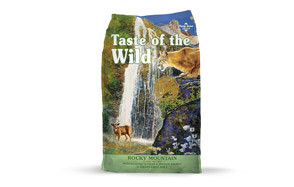 Taste of the Wild Grain Free Cat Food