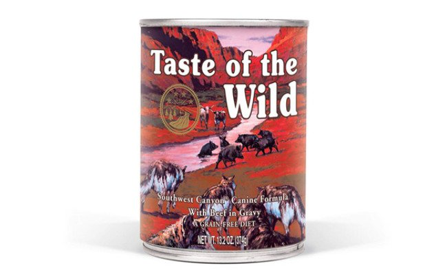 Taste of the Wild Real Meat Recipe Food for Dogs