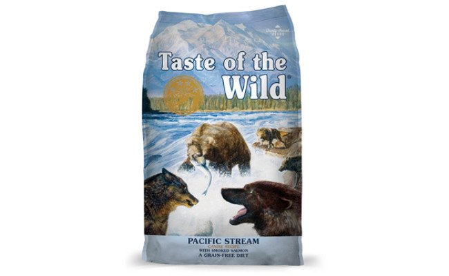 Taste of the Wild High Protein Dog Food for Hypothyroidism