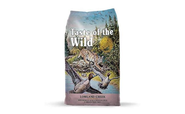 Taste of the Wild High Protein Lowland Creek Cat Food