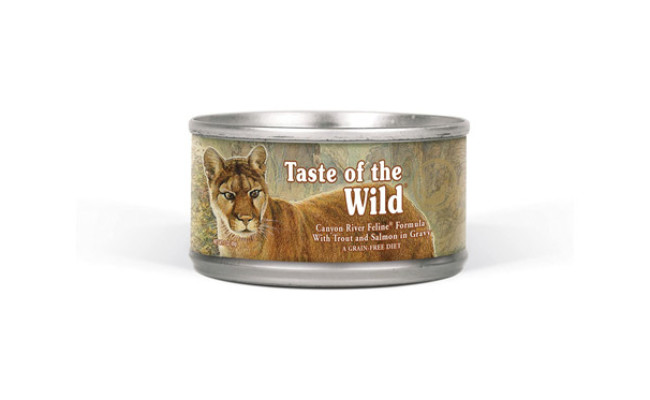 Taste of the Wild Real Meat Recipe Cat Food