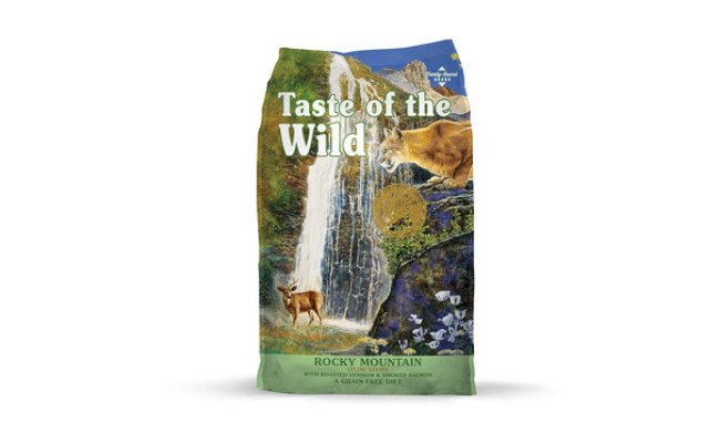 Taste of the Wild Real Meat Recipe Dry Cat Food
