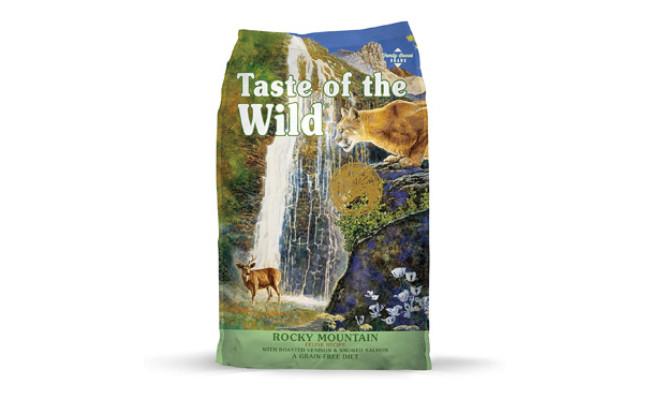 Taste of the Wild Rocky Mountain Hedgehog Food