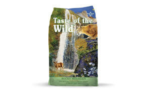 Taste of the Wild Rocky Mountain Hedgehog Food