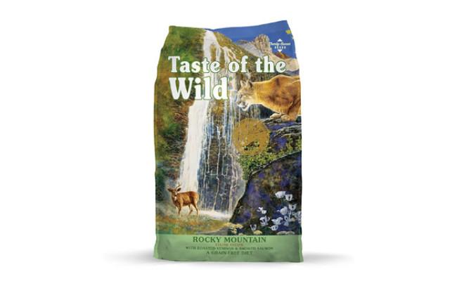 Taste of the Wild Rocky Mountain Premium Cat Food