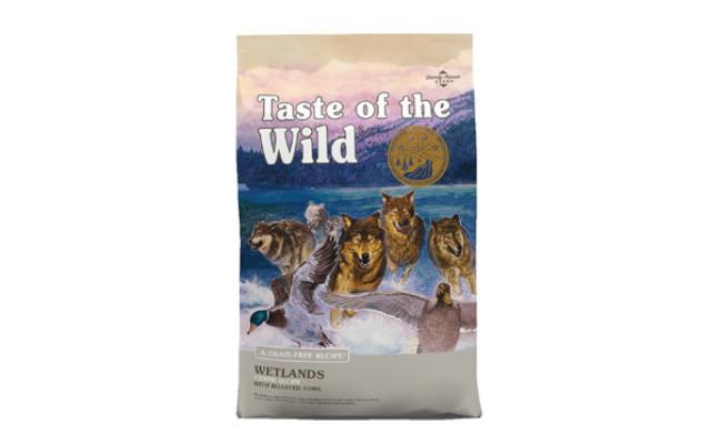 Taste of the Wild Wetlands Dog Food