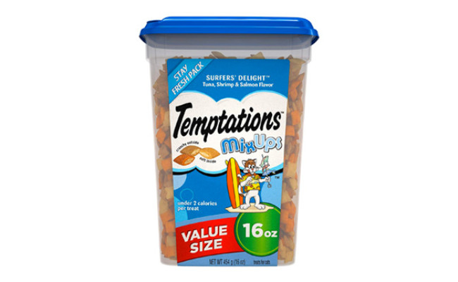 Temptations Mixup Treats for Cats