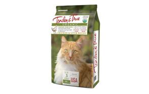 Tender & True Cat Food Organic