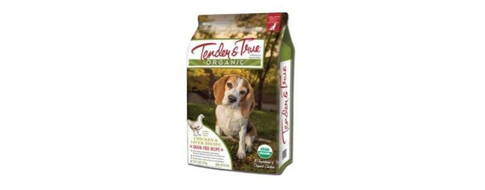 Tender & True Pet Food Organic Dog Food