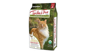 Tender & True Pet Nutrition Organic Cat Food