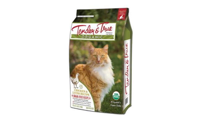 Tender & True Pet Nutrition Organic Cat Food