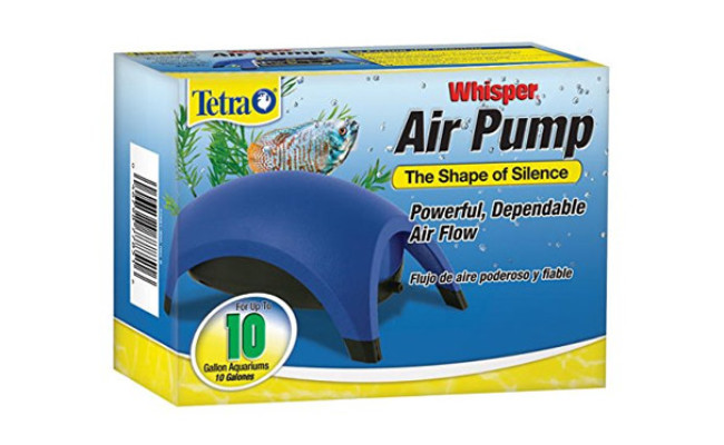 Tetra Whisper Easy to Use Air Pump