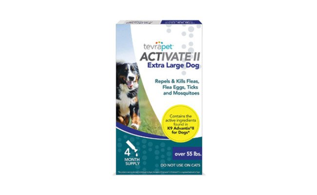 TevraPet Activate II Mosquito Repellent for Dogs