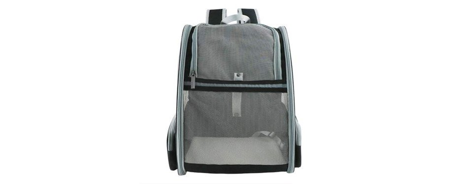 Texsens Innovative Traveler Bubble Dog Backpack Carriers