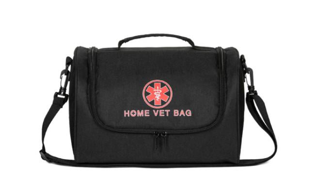 The Home Vet Bag by Dr. Travis McDermott