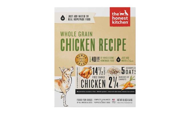 The Honest Kitchen Dehydrated Organic Grain Dog Food