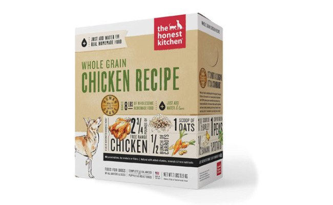 The Honest Kitchen Dehydrated Organic Grain Dog Food