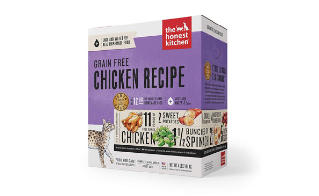 The Honest Kitchen Food for Cats with IBD