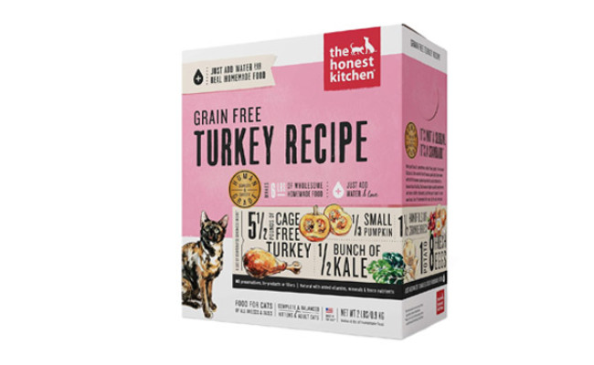 The Honest Kitchen Freeze Dried Cat Food