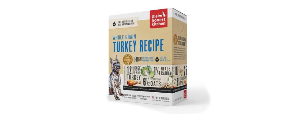 The Honest Kitchen Organic Whole Grain Dog Food