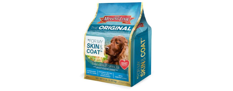 The Missing Link – Original All Natural Superfood Dog Supplement