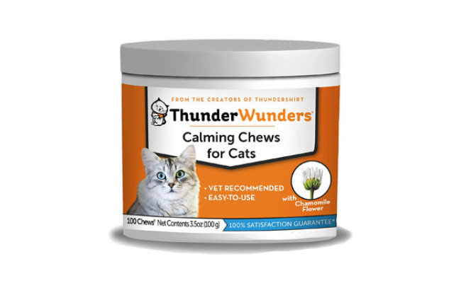 ThunderWunders Cat Calming Chews