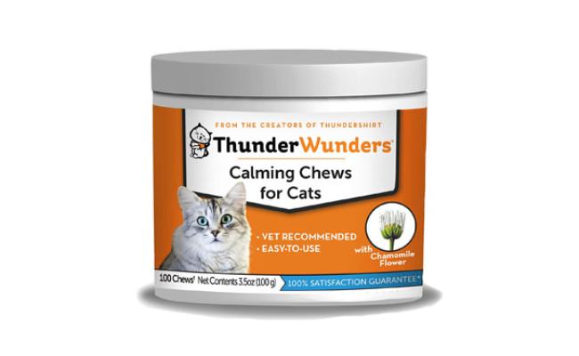 ThunderWunders Cat Calming Chews