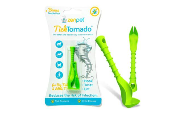 Tick Tornado ZenPet Tick Remover for Dogs