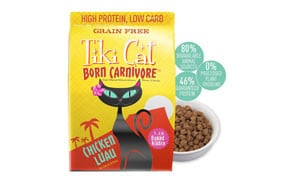Tiki Cat Born Carnivore Grain-Free