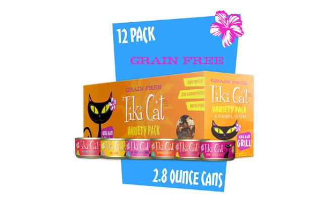 Tiki Cat Grill Grain-Free Wet Food