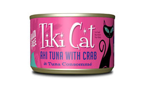 Tiki Cat Low Carbohydrate Wet Cat Food