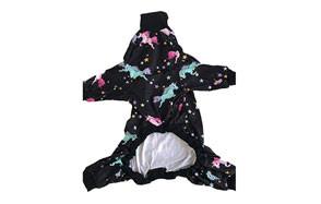 Tooth and Honey Unicorn Dog Pajamas