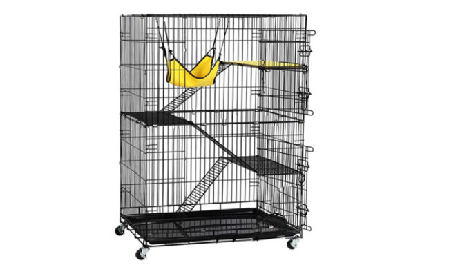Topeakmart Large Ferret Cage