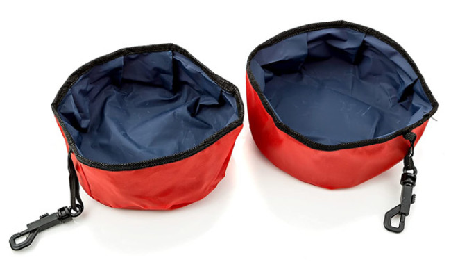 Travel Pet Bowl for Food and Water