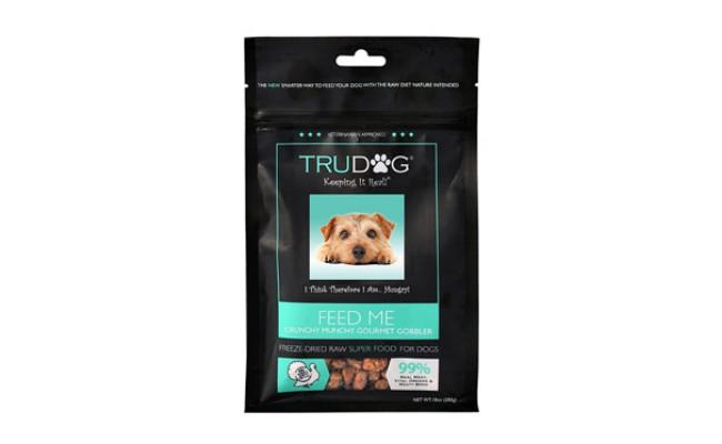 TruDog Freeze Dried Raw Food