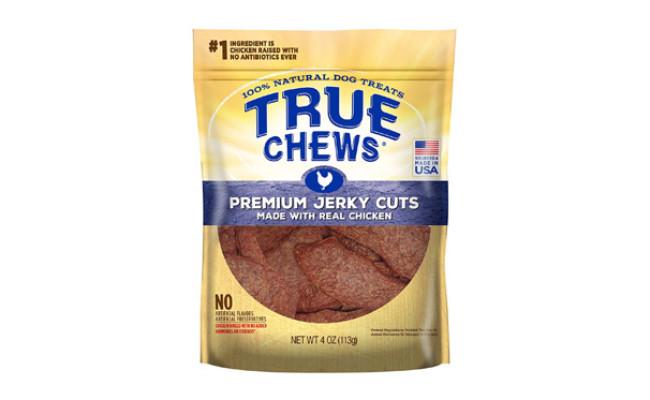 True Chews Premium Jerky Cuts