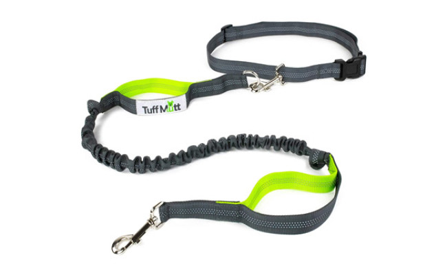 Tuff Mutt Hands Free Dog Leash for Running