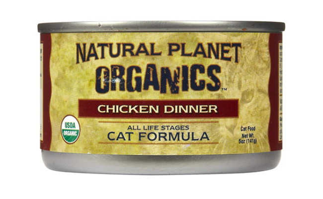 Tuffy's Pet Food Organic Cat Food