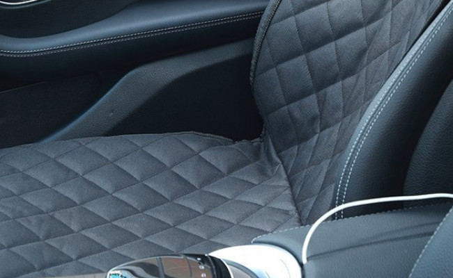 URPOWER Pet Front Seat Cover for Cars