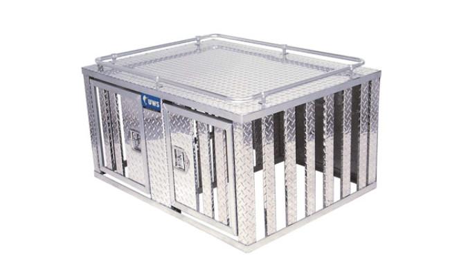 UWS DB-4848 Southern 2-Door Deep Dog Box