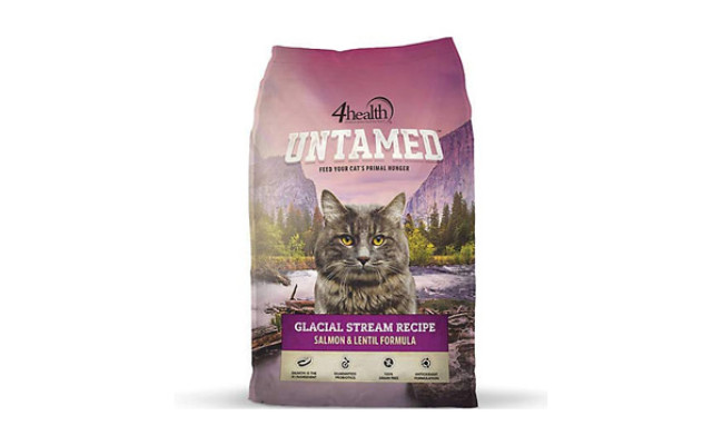 Untamed Glacial Stream Recipe Salmon & Lentil Formula Cat Food