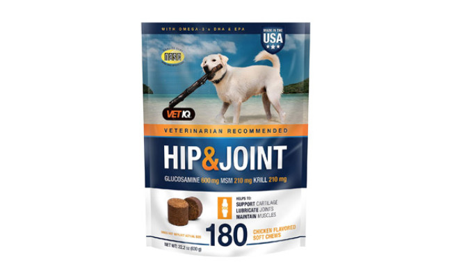VETIQ Hip and Joint Supplement for Dogs